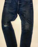 slim dark jeans